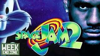 LeBron James & Space Jam 2 Ready To Shoot! But Which Athletes Should Be Casted? | Weekend Zone