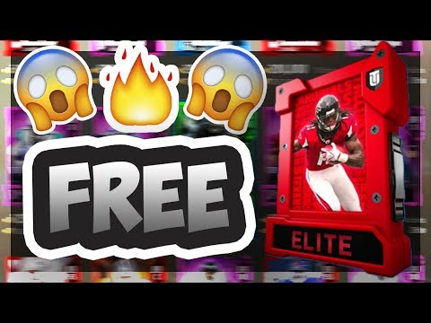 HOW TO GET A FREE ELITE PLAYER PACK!! - Madden 18 Ultimate Team