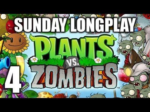 Plants vs Zombies - World 3b