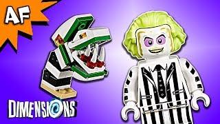 Lego Dimensions BEETLEJUICE 3-in-1 Fun Pack 71349 Speed Build
