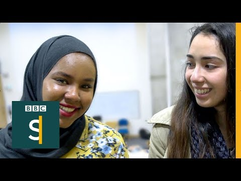 The power of debating - BBC Stories