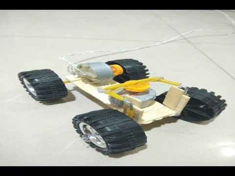 How To Make A Simple RC Car That Goes In All Directions to RD Studio