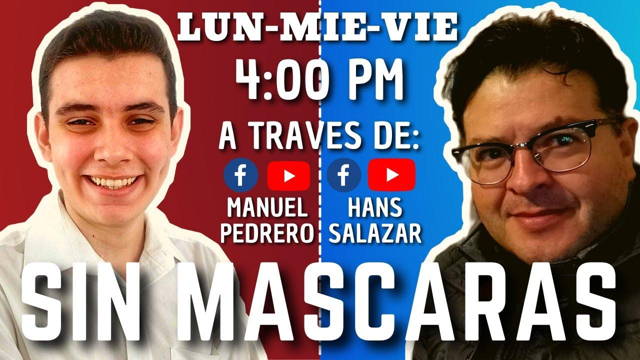 #Ataque en #Guanajuato   #AMLO expone carta a #Biden   #SinMascaras   38