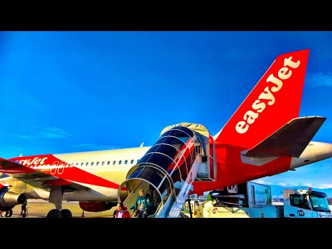 EASYJET SWITZERLAND Flight Experience, Bournemouth - Geneva (Airbus A319)