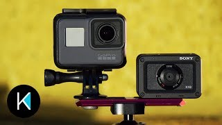 Sony RX0 VS GoPro Hero 6 : WHICH ONE TO GET?!