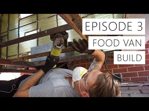 DIY Food Van Build - Episode 3