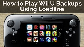 Wii U] Loadiine GX2 Setup Tutorial [SD Loader Method