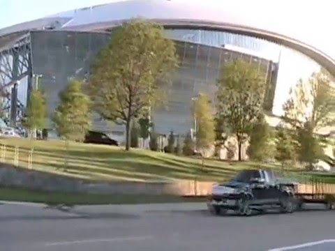 Dallas Cowboys' Stadium Tour