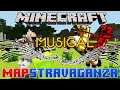 Musical Minecraft Mapstravaganza Giant Piano Music Quiz And