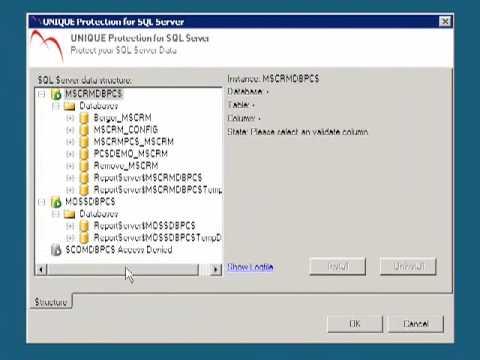 UNIQUE SQL Protector