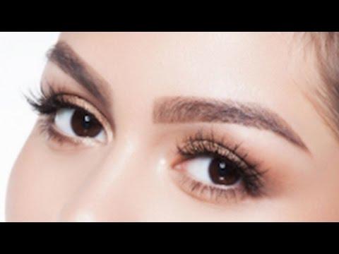 Satisfying Eyebrow-Shaping Moments