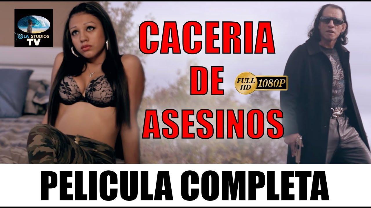 🎬 CACERIA DE ASESINOS  - película completa en español 🎥