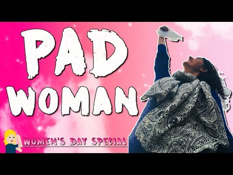 MEET THE PAD WOMAN..!! SAAHAS NGO | MOTIVATION FOR  WOMEN'S | COURAGE TO STAND | WOMEN'S DAY SPECIAL