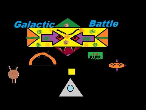 Galactic Battle (Visual Basic 2010 Game)