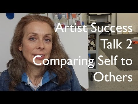 Success Talk 2 : Comparing Self to Others