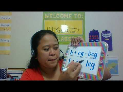 VIPKid: Letter Mm and My Feelings (my Interview/Demo Lesson practice  video - Lailani YLG)