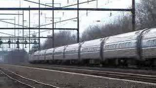 New Jersey Chamber of Commerce Charter Train 2007