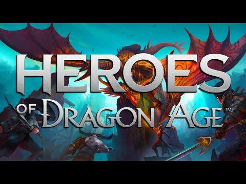 Heroes of Dragon Age - Update - Feb 22, 2016