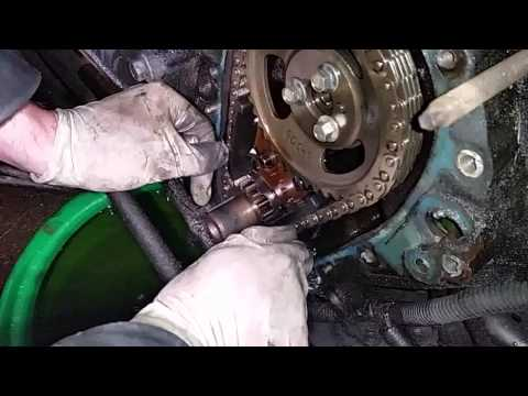 How To Replace A Timing Chain - Fully Detailed Video !!! DIY