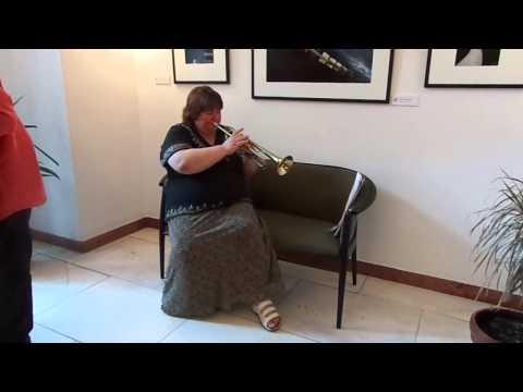 Marta B. - Krafwerk with trumpet