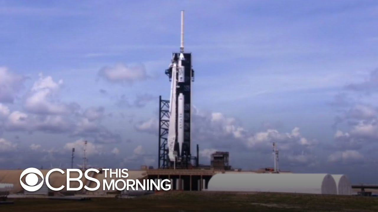 The rise of Elon Musk's SpaceX