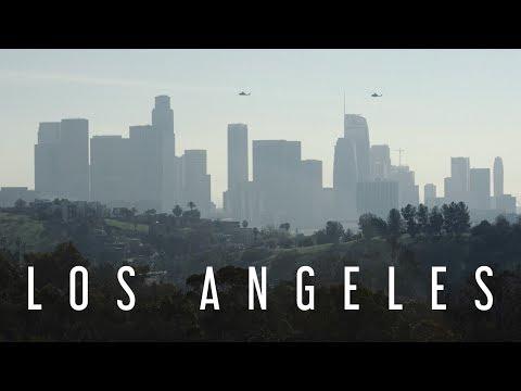 AMTRAK ACROSS AMERICA - Episode 7 (Leaving Los Angeles)