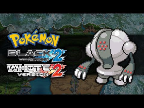 Pokemon Black 2 and White 2 | How To Get Registeel