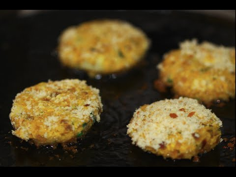 Sweet Corn Cutlet Recipe - Aaha Emi Ruchi