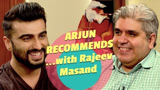 Arjun Recommends...with Rajeev Masand