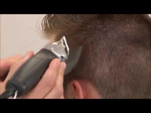 How To Cut A Flattop – Rockabilly Flattop – Part 2