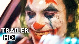JOKER Trailer EXTENDED (NEW 2019) Joaquin Phoenix Movie HD