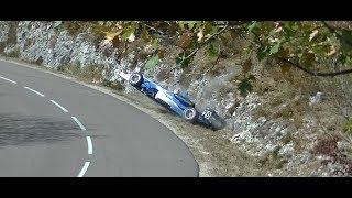 Finale des Courses de Côte Urcy 2018 - Crashs and Mistakes - DNOracing