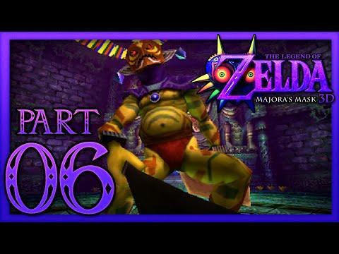The Legend of Zelda: Majora's Mask 3D - Part 6 - Woodfall Temple