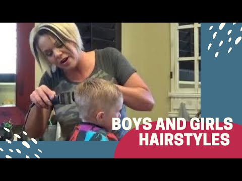 How to Cut Boys Medium Hairstyles To (Short Hairstyles)
