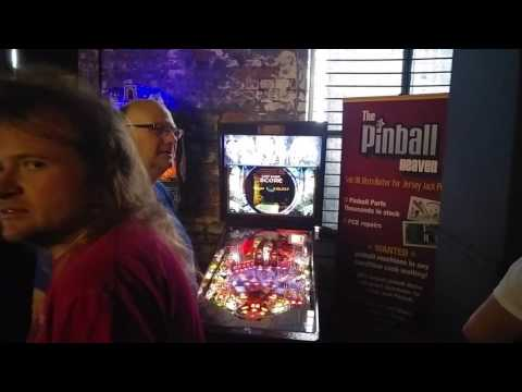 8Bit Flip 2016 - Pinball Walkthrough