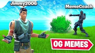 I taught kids OG MEME STRATS (Season 1)