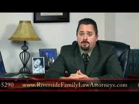Riverside Family Law Attorney - Divorce Costs