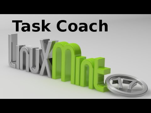 Task Coach for Linux Mint (Ubuntu): Easily manage personal tasks and todo lists