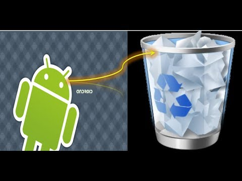how to delete system apps in android