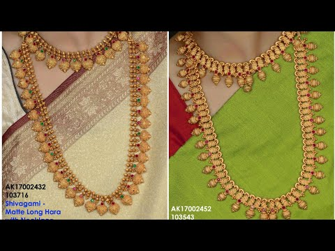 Latest 1 gram gold jewelry with price || Rs. 1500 to Rs. 3000 Range