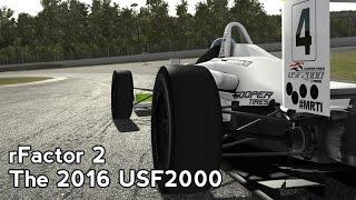 rFactor2: URD EGT at Toban Raceway Park Long 24H A I  Race