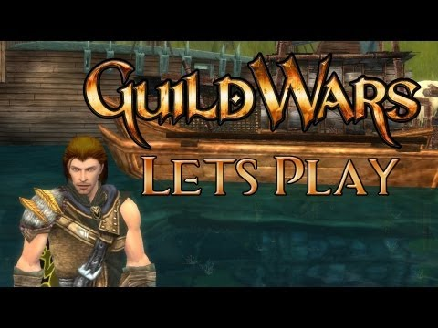 Guild Wars 1 Story Let's Play #1 Willkommen in Ascalon [German]