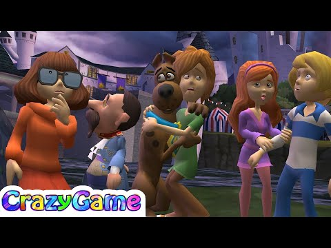 Scooby Doo! First Fright #4 Shaggy & Scooby-Doo vs The Final Boss Gameplay | CRAZYGAMINGHUB