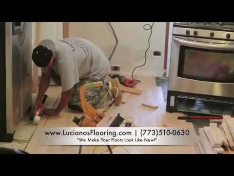 Dustless Hardwood Floor Sanding Bloomingdale