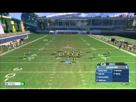 Madden 15 Tips: Offensive Mini Scheme | Tackle Over Philadelphia Playbook