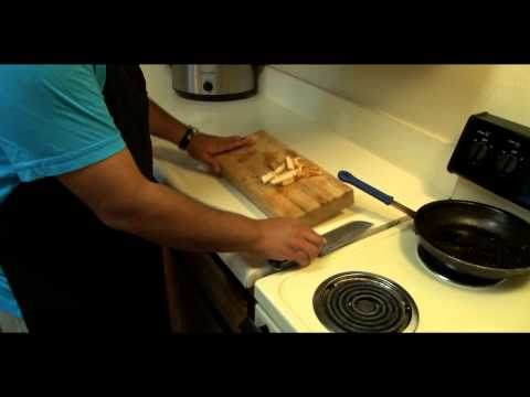 How to Make Vegetable Stir Fry with Chicken
