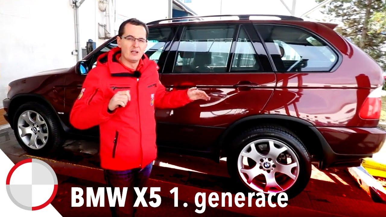 Martin Vaculík a první generace BMW X5 ve skvělém stavu. Proč jej nikdo nechce?