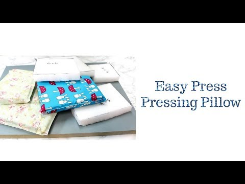 Easy Press Pressing Pillows