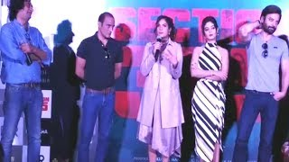 'Section 375' trailer out: Akshaye Khanna and Richa Chadha share views about the subject