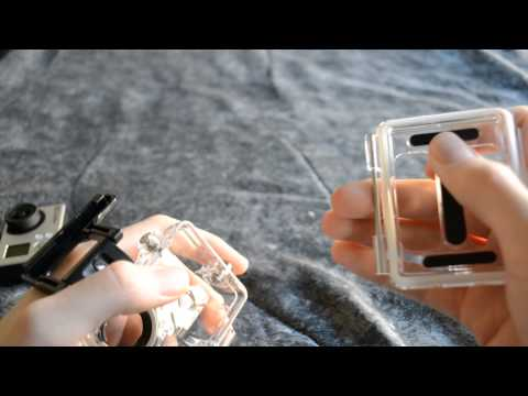 How To Change Your GoPro HERO3 Backdoor